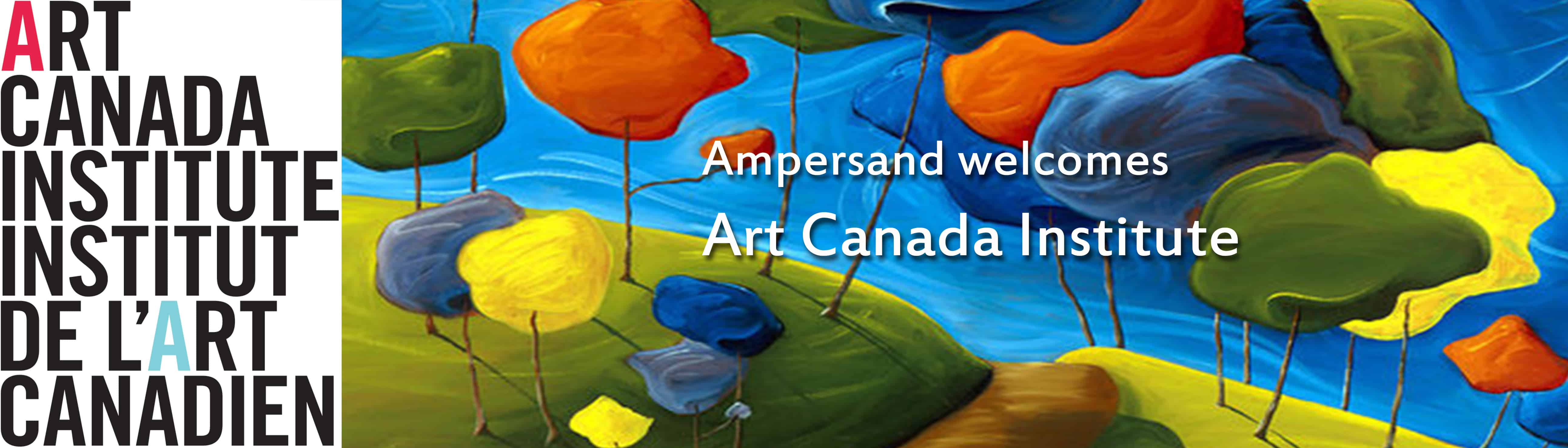 Welcome Art Canada Institute