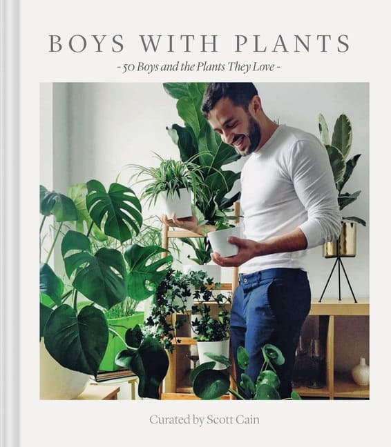4. Boys with Plants