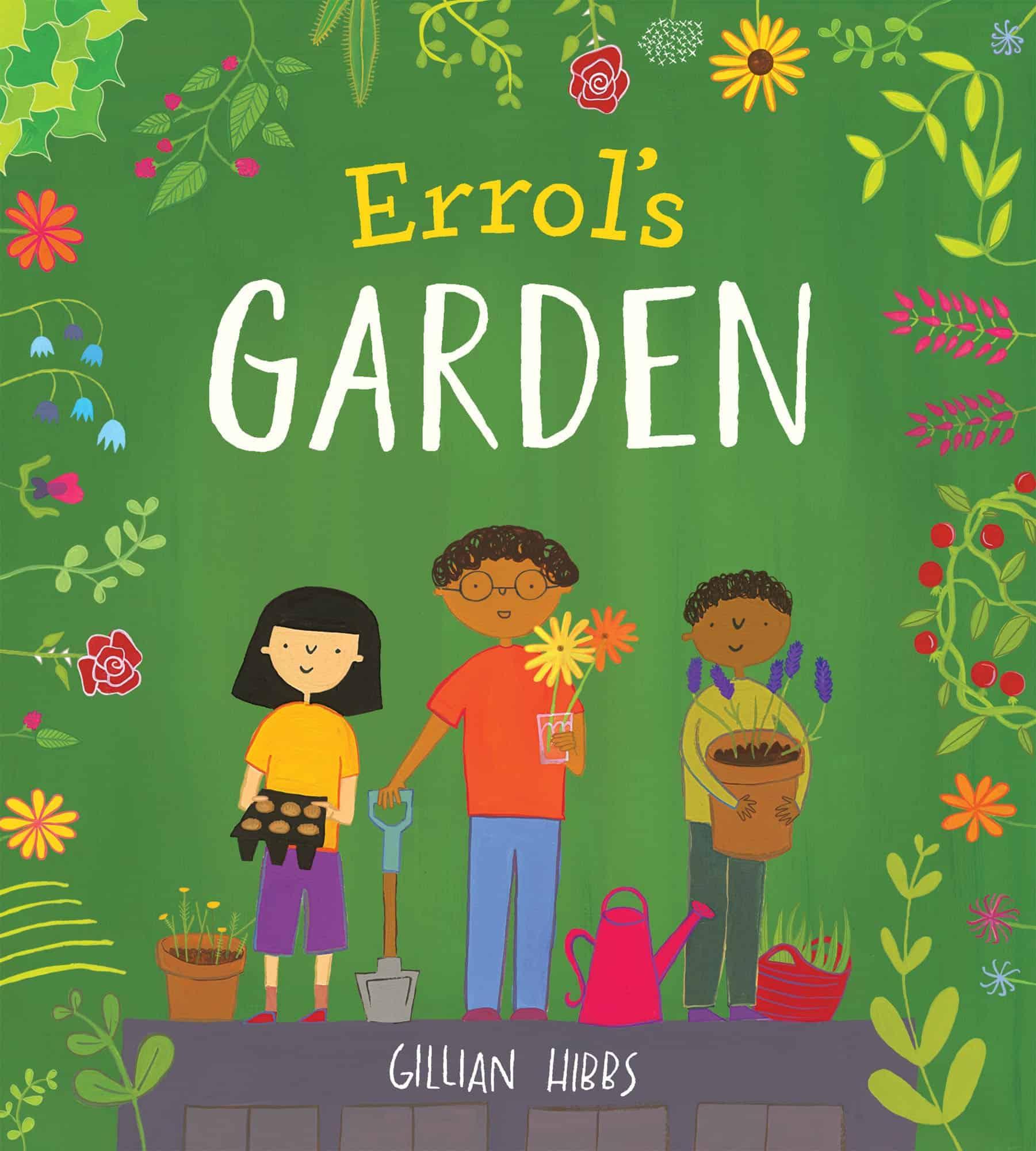 4. Errols Garden