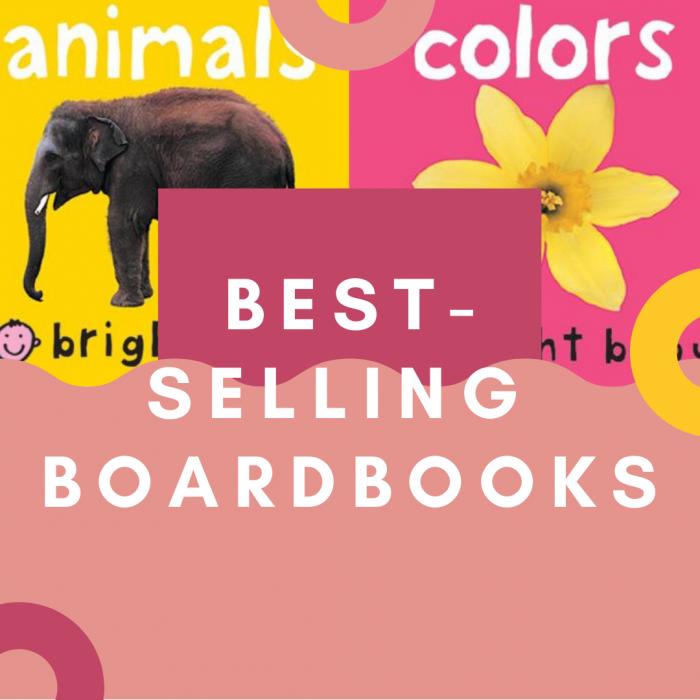 Best Selling Board Books