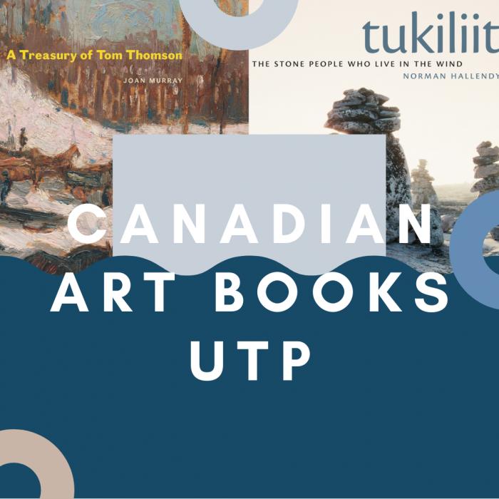 UTP Canadian Art Books
