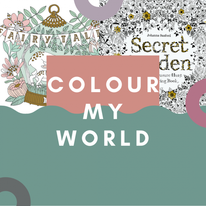 Colour My World (For your art section)