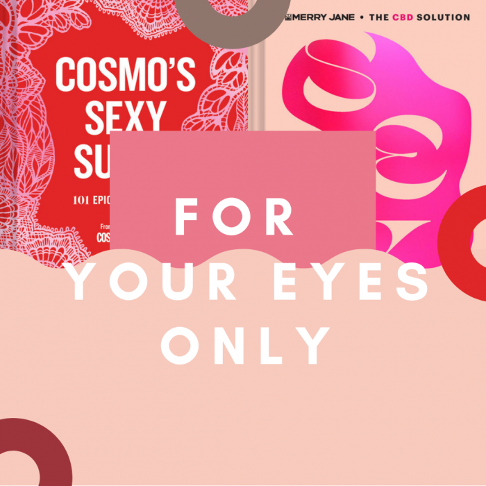 For Your Eyes Only (Sex and romance)