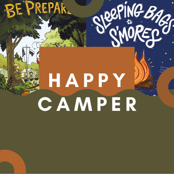Happy Camper (Camping)