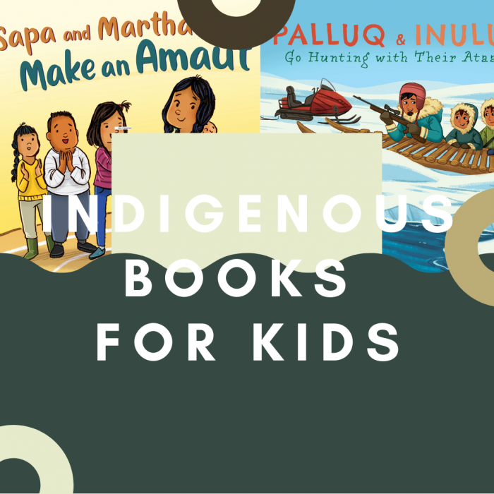 Indigenous Books for Kids