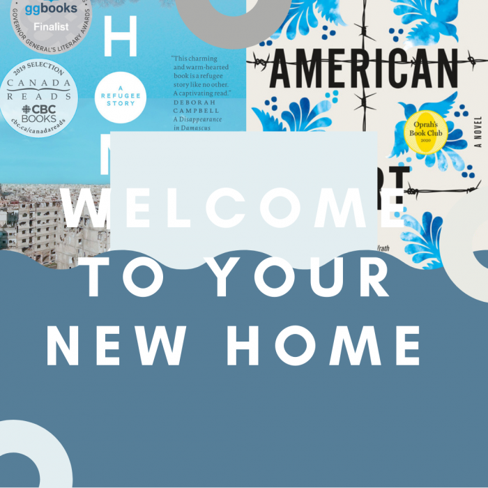 Welcome to Your New Home (Immigration)