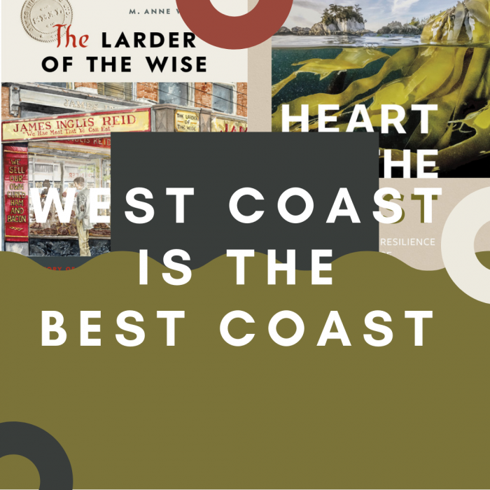 West Coast is the Best Coast (BC Books)