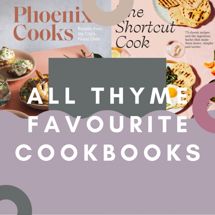 All Thyme Favourite Cookbook (Gift Store Cookbooks)