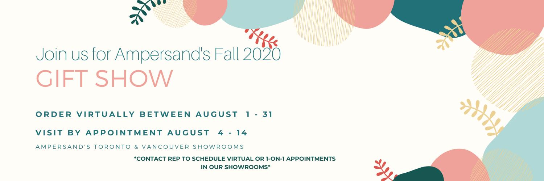 TGHM Fall 2020 banner