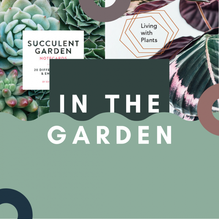 In the Garden (Gardening, Adults)