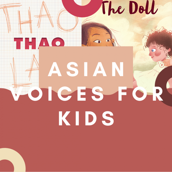 Asian Voices for Kids