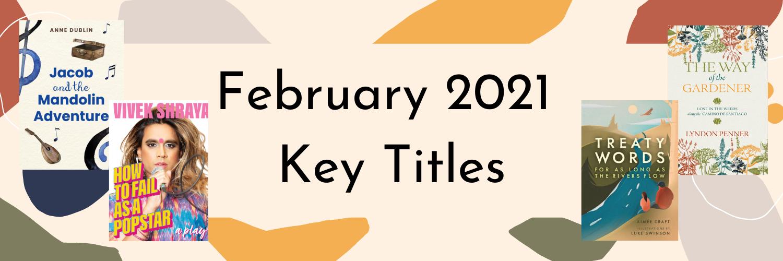 2. Feb 2021 Key Titles
